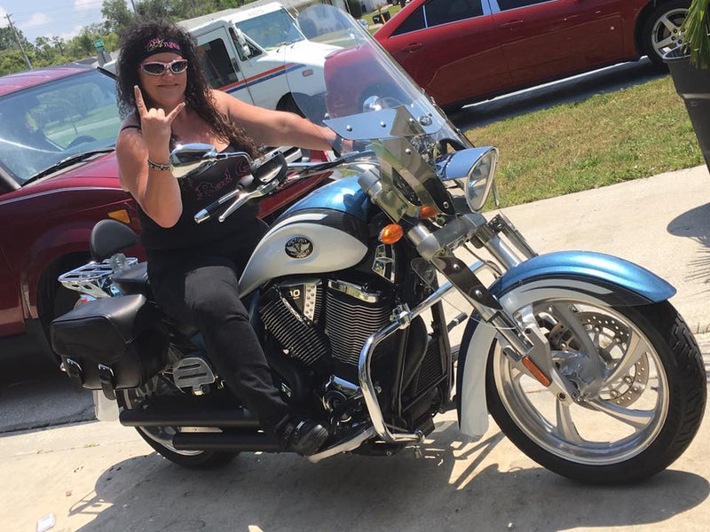 Biker Chick Stories: Lisa Lyn Hammond