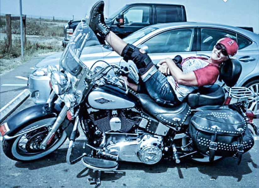 Biker Chick Stories: Donna McCormick