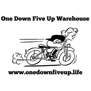 One Down Five Up Warehouse