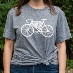 Bloomington Bike Tee