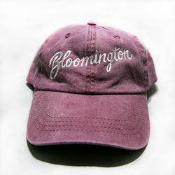 Bloomington Logo Cap