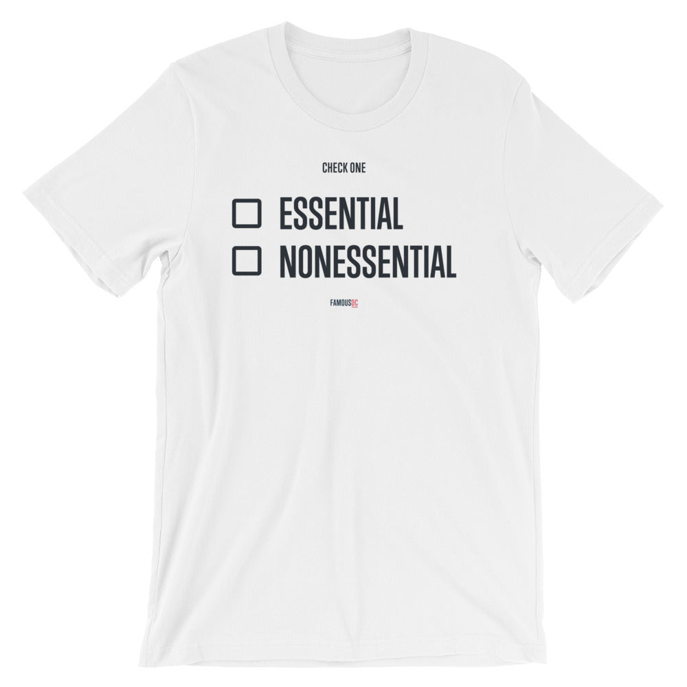 Nonessential Tee