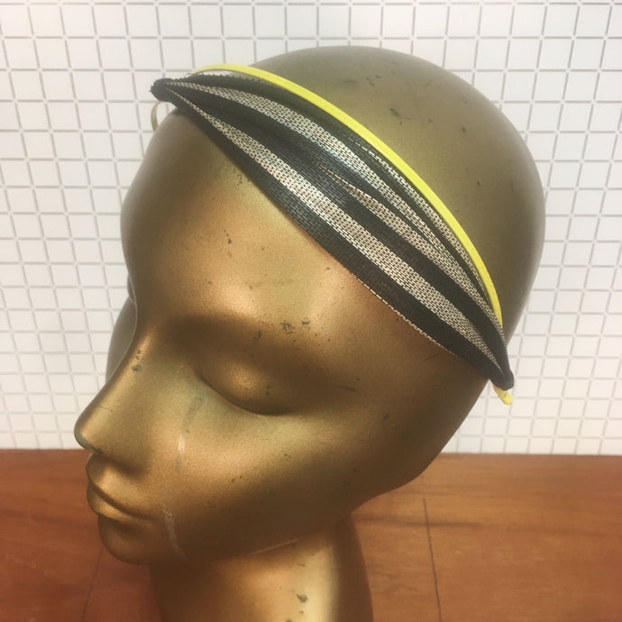 Yellow Stripe Jinsin Headpiece