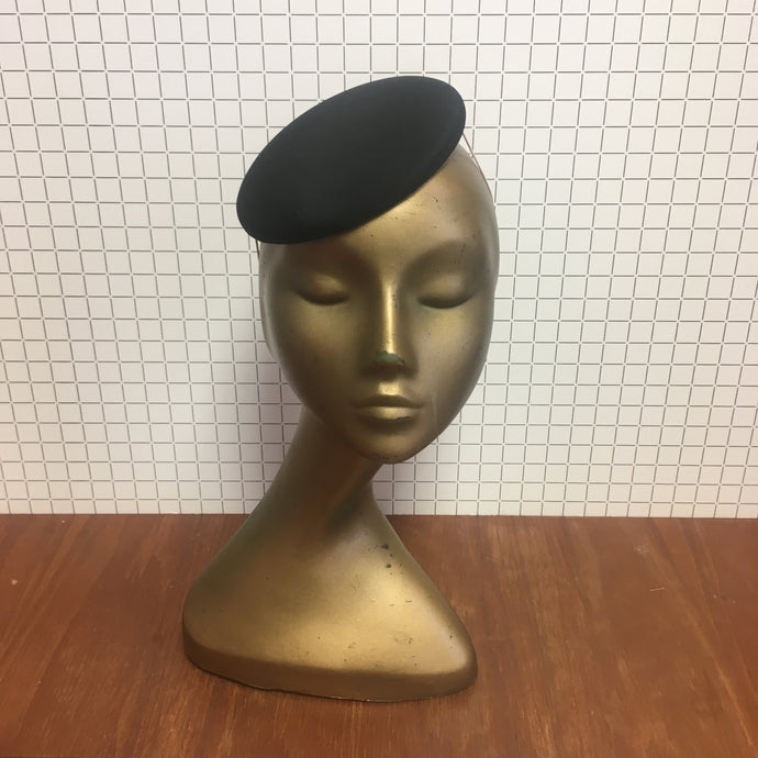 Peggy Hat in Black