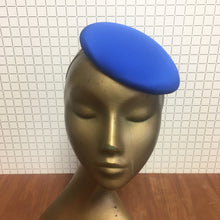 Peggy Hat in Electric Blue