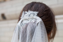 Nell - Comb Lace Detail & Staggered Tiers