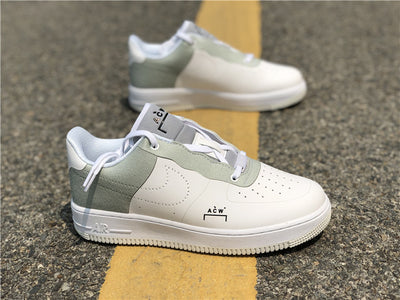 AF 1 Low A Cold Wall White Shoes Sneakers