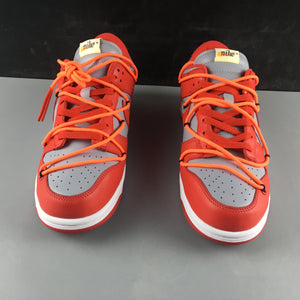 Dunk Low OW University Red Shoes Sneakers