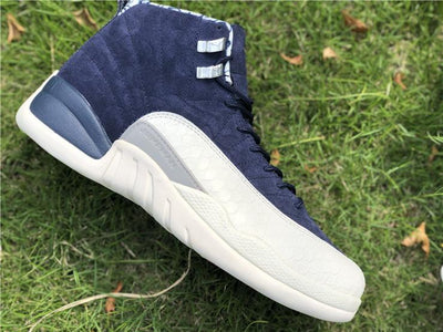 AJ 12 Retro International Flight Shoes Sneakers