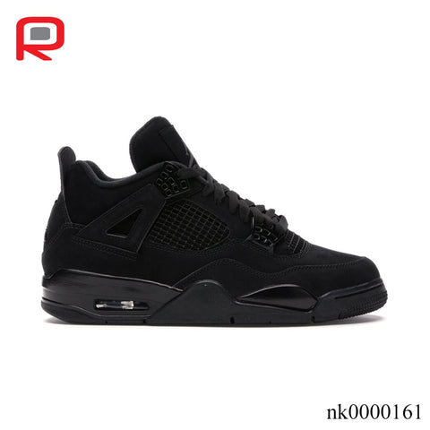 Image of AJ 4 Retro Black Cat (2020) Shoes Sneakers