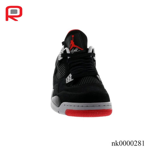 Image of AJ 4 Retro Black Cement (2012) Shoes Sneakers
