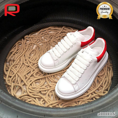 Image of McQueen Oversized Red Shoes Sneakers