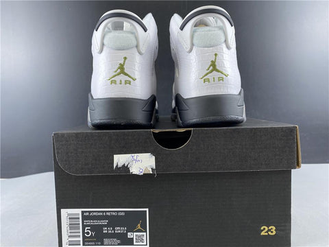 Image of AJ 6 Retro Alligator (GS) Shoes Sneakers