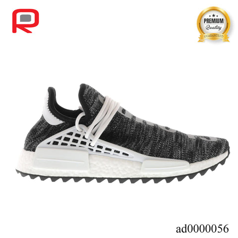 Image of Human Race NMD Pharrell Oreo Shoes Sneakers