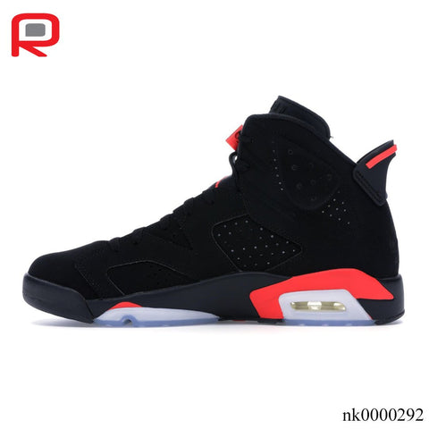 Image of AJ 6 Retro Black Infrared (2019) Shoes Sneakers