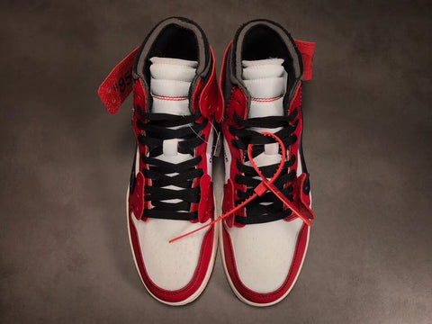 Image of AJ 1 Retro High OW Chicago Shoes Sneakers