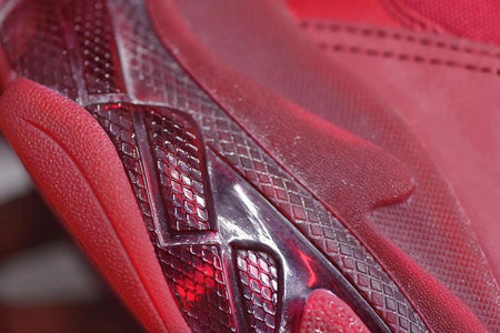 BLCG Triple S Burgundy Red Shoes Sneakers