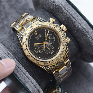 Mature Men's Signature High-End Mechanical Watch For Rolex- Accessories