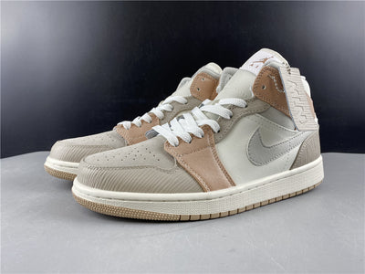 AJ 1 Mid Milan Shoes Sneakers