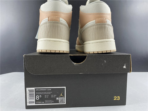 Image of AJ 1 Mid Milan Shoes Sneakers