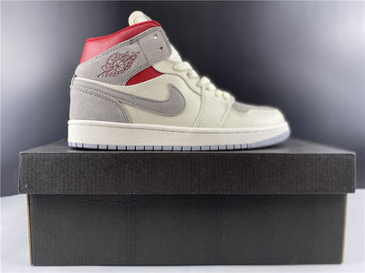 AJ 1 Mid Shoes Sneakersnstuff 20th Anniversary Shoes Sneakers