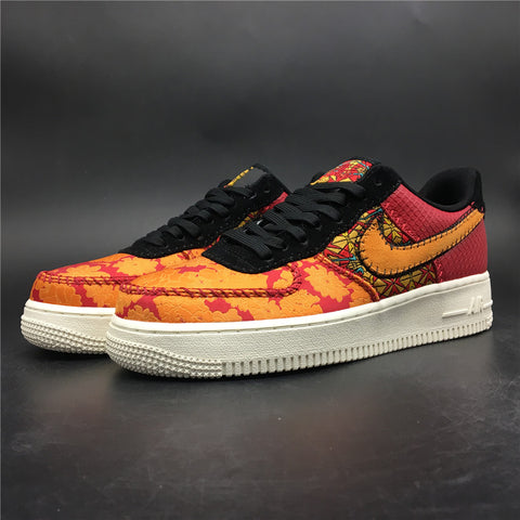 Image of AF 1 Low Chinese New Year 2019 (GS) Shoes Sneakers
