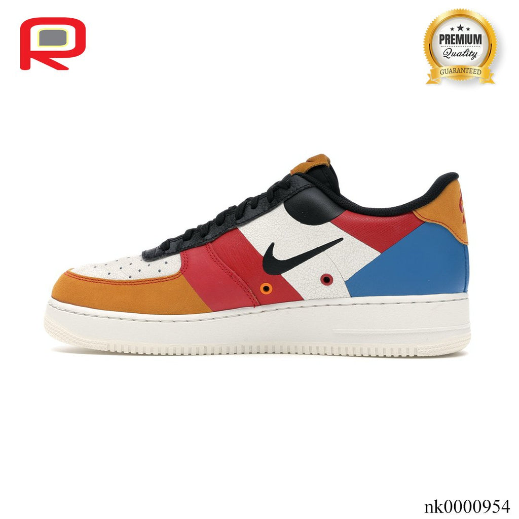 AF 1 Low Sail Amber Rise Shoes Sneakers