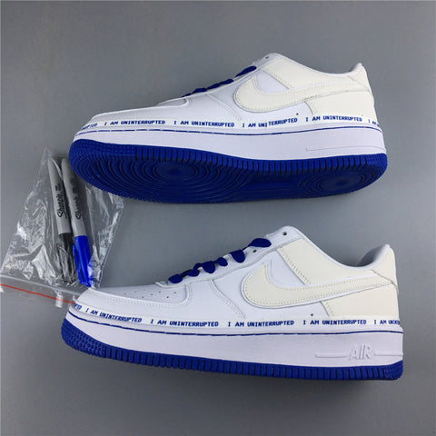 Image of AF 1 Low Uninterrupted More Than an Athlete Shoes Sneakers