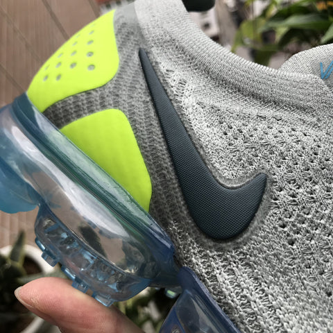 Image of Air VaporMax Moc 2 Mica Green Shoes Sneakers