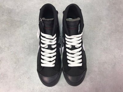 Blazer Mid OW Grim Reaper Shoes Sneakers