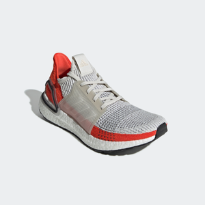 Ultra Boost 19 Raw White Active Orange Shoes Sneakers