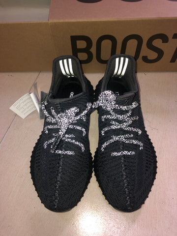 YzY Boost 350 V2 Black (Non-Reflective) Shoes Sneakers