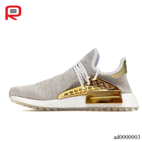 Image of Pharrell NMD HU China Pack Happy (F&F) Shoes Sneakers