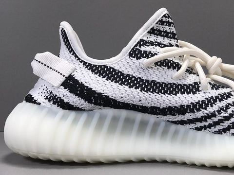 YzY Boost 350 V2 Zebra Shoes Sneakers
