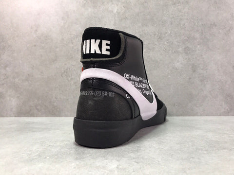 Image of Blazer Mid OW Grim Reaper Shoes Sneakers