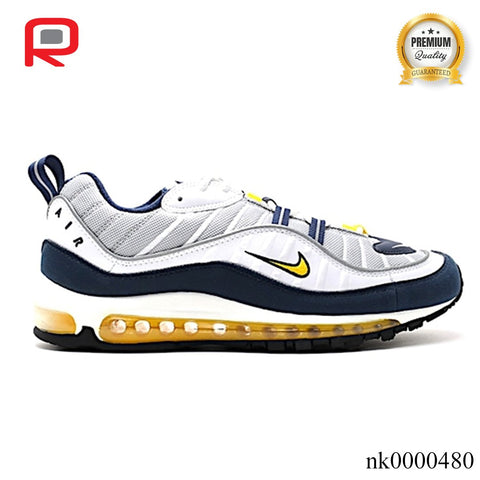 Image of AM 98 Tour Yellow Shoes Sneakers