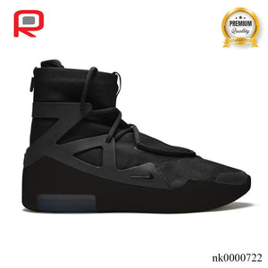 Air FOG 1 Triple Black Shoes Sneakers