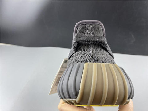 YzY Boost 350 V2 Cinder Reflective Shoes Sneakers