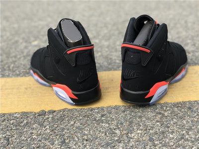 AJ 6 Retro Black Infrared 2019 (GS) Shoes Sneakers