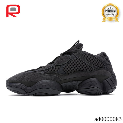 Image of YzY 500 Utility Black Shoes Sneakers