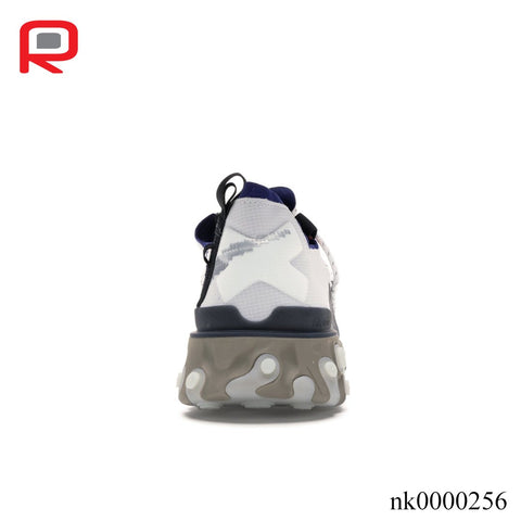 Image of ISPA React Low Summit White Shoes Sneakers