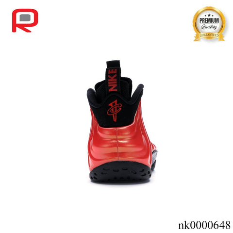 Image of Air Foamposite One Habanero Red Shoes Sneakers