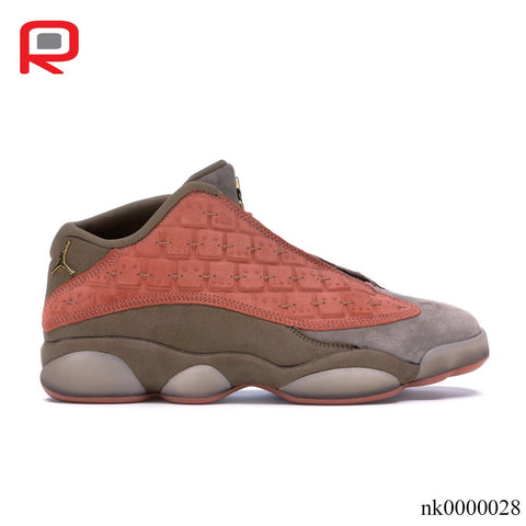 Image of AJ 13 Retro Low Clot Sepia Stone Shoes Sneakers