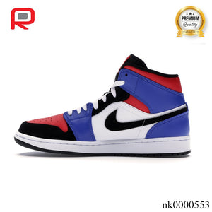 AJ 1 Mid Top 3 Shoes Sneakers