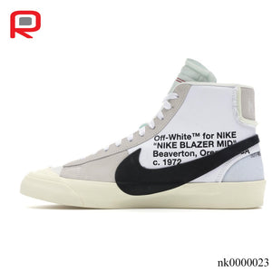 Blazer Mid OW Shoes Sneakers