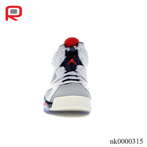 Image of AJ 6 Retro Tinker Shoes Sneakers