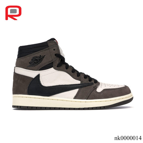 Image of AJ 1 Retro High Travis Scott Shoes Sneakers