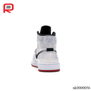 AJ 1 Mid SE Fearless Edison Chen CLOT Shoes Sneakers