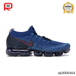 Air VaporMax Flyknit 2 Gym Blue Shoes Sneakers