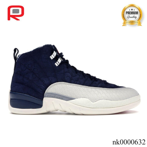 Image of AJ 12 Retro International Flight Shoes Sneakers